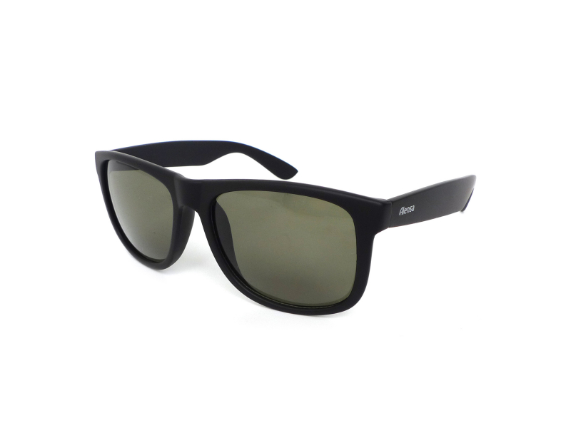 Image of Sonnenbrille Alensa Sport Black Green
